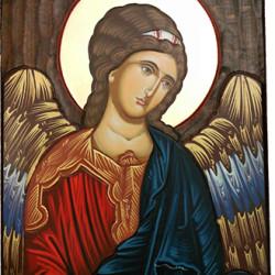 Αγιογραφία-βυζαντινή-εικόνα